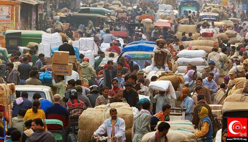 hindistan kalabalığı